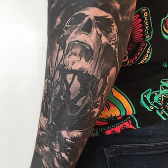 Kietos tattoo tik kietiems. / Evaldas(Mantikora) / Darbų pavyzdys ID 639969