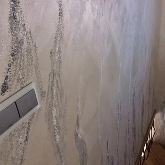 Meninis sienų dažymas / Meninis sienų dekoravimas / Darbų pavyzdys ID 640053