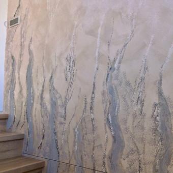 Meninis sienų dažymas / Meninis sienų dekoravimas / Darbų pavyzdys ID 640055