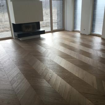 Profesionalus grindu klojimas / Donatas Gruodis / Darbų pavyzdys ID 640471