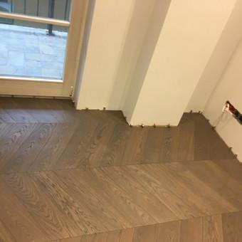 Profesionalus grindu klojimas / Donatas Gruodis / Darbų pavyzdys ID 640475