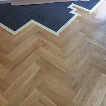 Profesionalus grindu klojimas / Donatas Gruodis / Darbų pavyzdys ID 641281