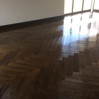 Profesionalus grindu klojimas / Donatas Gruodis / Darbų pavyzdys ID 641291