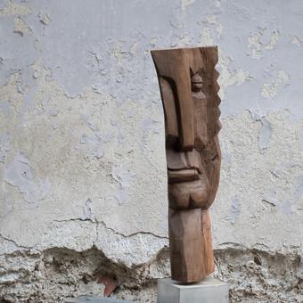 Skulptorius Robertas Strazdas / Robertas Strazdas / Darbų pavyzdys ID 641743