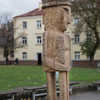 Skulptorius Robertas Strazdas / Robertas Strazdas / Darbų pavyzdys ID 641745