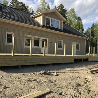 Carpenters Lietuva  Medžio darbai  Wood works / Aleksandras Anufrikovas / Darbų pavyzdys ID 642829