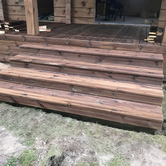 Carpenters Lietuva  Medžio darbai  Wood works / Aleksandras Anufrikovas / Darbų pavyzdys ID 642845