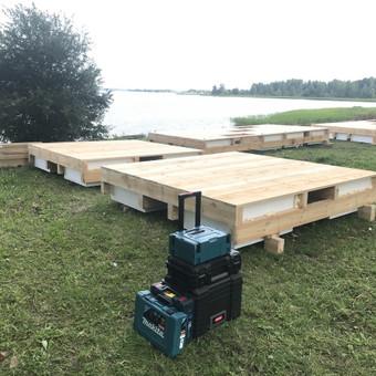 Carpenters Lietuva  Medžio darbai  Wood works / Aleksandras Anufrikovas / Darbų pavyzdys ID 642847