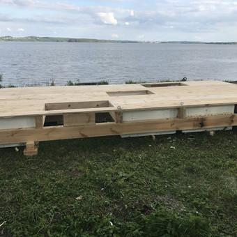 Carpenters Lietuva  Medžio darbai  Wood works / Aleksandras Anufrikovas / Darbų pavyzdys ID 642849