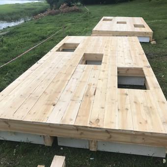 Carpenters Lietuva  Medžio darbai  Wood works / Aleksandras Anufrikovas / Darbų pavyzdys ID 642851