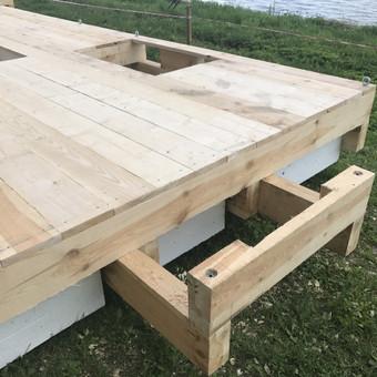 Carpenters Lietuva  Medžio darbai  Wood works / Aleksandras Anufrikovas / Darbų pavyzdys ID 642855