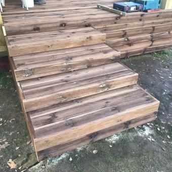 Carpenters Lietuva  Medžio darbai  Wood works / Aleksandras Anufrikovas / Darbų pavyzdys ID 642873