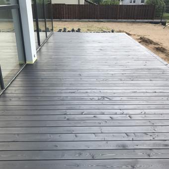 Carpenters Lietuva  Medžio darbai  Wood works / Aleksandras Anufrikovas / Darbų pavyzdys ID 642903