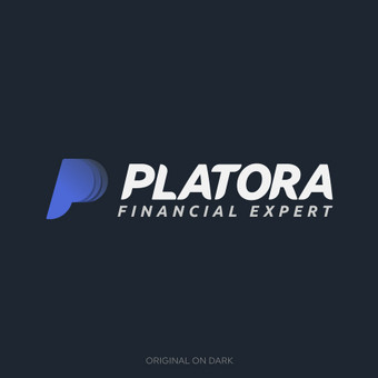 Platora - Financial expert | Logotipų kūrimas - www.glogo.eu - logo creation.