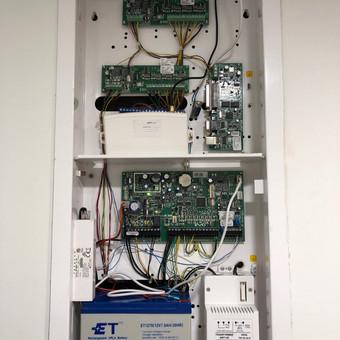 Kokybiška elektros ir signalizacijos instaliacija / Entegra LT / Darbų pavyzdys ID 643407
