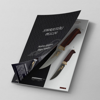 SPAUDOS DIZAINAS - A4 katalogas