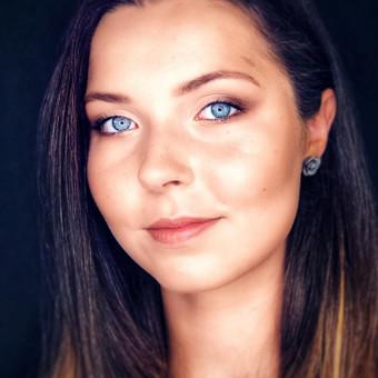 Profesionali vizažistė Šukuosenų stilistė Vilniuje / Lina Gerdus / Darbų pavyzdys ID 645847