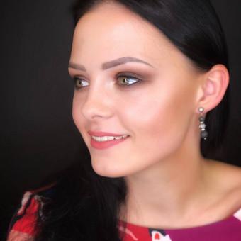Profesionali vizažistė Šukuosenų stilistė Vilniuje / Lina Gerdus / Darbų pavyzdys ID 645851
