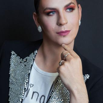 Profesionali vizažistė Šukuosenų stilistė Vilniuje / Lina Gerdus / Darbų pavyzdys ID 645981