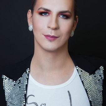 Profesionali vizažistė Šukuosenų stilistė Vilniuje / Lina Gerdus / Darbų pavyzdys ID 645989