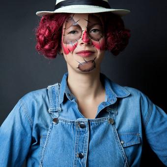 Profesionali vizažistė Šukuosenų stilistė Vilniuje / Lina Gerdus / Darbų pavyzdys ID 645997
