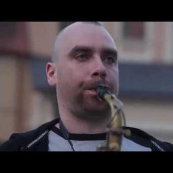 Saksofonistas / Manvydas Pratkelis / Darbų pavyzdys ID 646615