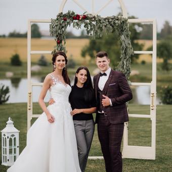 ViskasDeco - Vestuvių planavimas/Dekoras / Rita Bukantė / Darbų pavyzdys ID 646879