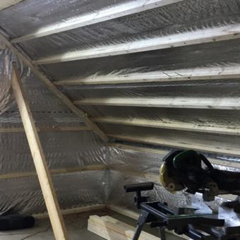 Individualių namų statyba.Karkasinių namų statyba. / Remigijus Valys / Darbų pavyzdys ID 647127