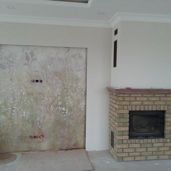Interjero dekoravimas, bareljefai, freskos, sienų skulptūros / Lina / Darbų pavyzdys ID 647223