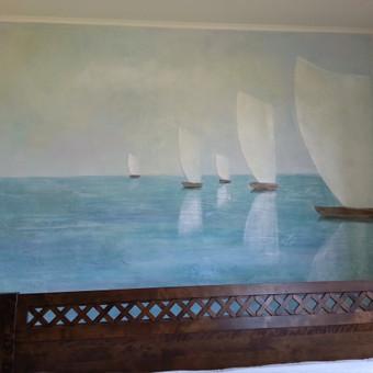 Interjero dekoravimas, bareljefai, freskos, sienų skulptūros / Lina / Darbų pavyzdys ID 647229