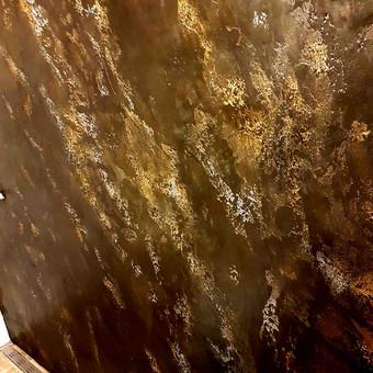 Interjero dekoravimas, bareljefai, freskos, sienų skulptūros / Lina / Darbų pavyzdys ID 647247