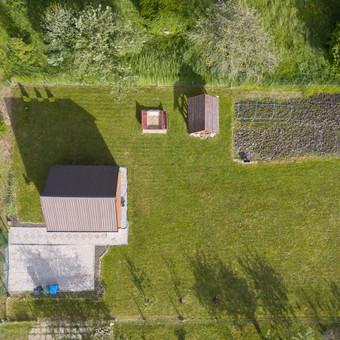 Nekilnojamo turto fotografavimas iš oro ir nuo žemės