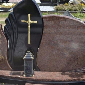 Paminklai, gaminiai is granito, kapų tvarkymas, skaldelė / Rimtas būstas / Darbų pavyzdys ID 647817