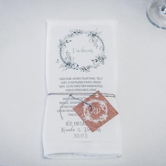ViskasDeco - Vestuvių planavimas/Dekoras / Rita Bukantė / Darbų pavyzdys ID 648707