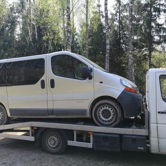 Techninė pagalba kelyje, nuo 15€ / Darius / Darbų pavyzdys ID 648765