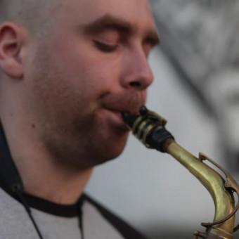 Saksofonistas / Manvydas Pratkelis / Darbų pavyzdys ID 649079