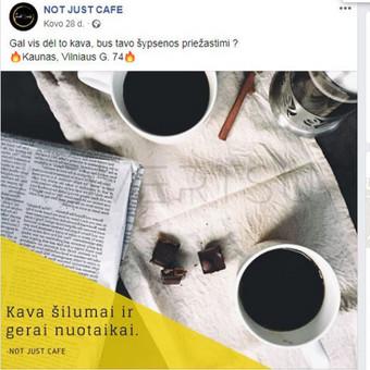 Mūsų darbas - jūsų šuolis į priekį socialiniuose tinkluose. / Advertsup / Darbų pavyzdys ID 649497