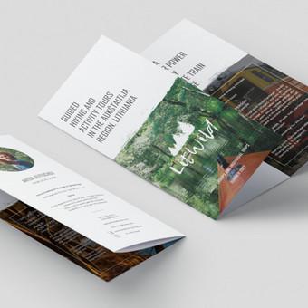 Grafikos dizainerė / Viktorija Osiushkina / Darbų pavyzdys ID 649923