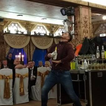 Barmenų šou,šampano piramidės,kokteilių vakarėliai,barmenai / Artūras Grigorjevas / Darbų pavyzdys ID 650473