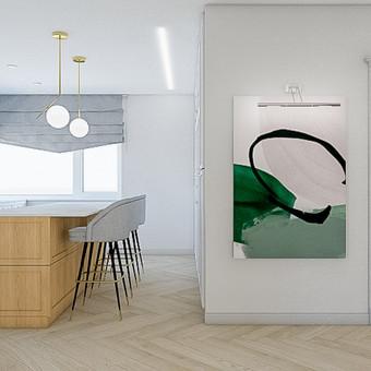 Udizainas - interjero dizainas / Ugnė Majauskaitė / Darbų pavyzdys ID 653451