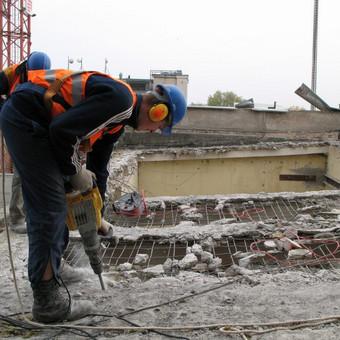 Visi griovimo ir rekonstrukcijos darbai. Kaunas / MB Aidos / Darbų pavyzdys ID 654199