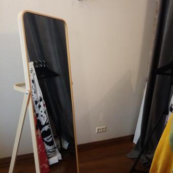 Ikea veidrodžio surinkimas Jūsų namuose, biure, sodyboje