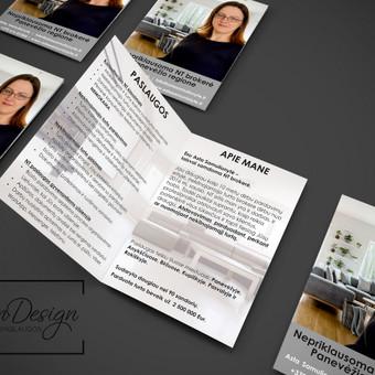 Grafikos dizainerė - maketuotoja / Greta / Darbų pavyzdys ID 655891