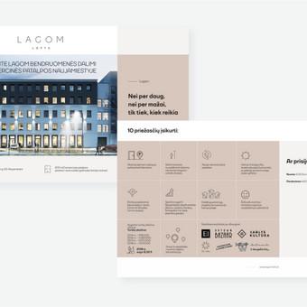 Lagom Lofts, prezentacijos sukūrimas
