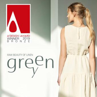 Green Grey mados prekės ženklo sukūrimas