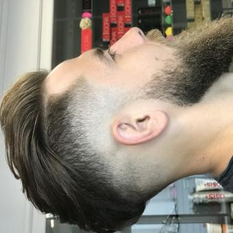 Vyriski kirpimai ir barzdu modeliavimas,skutimas / Loreta / Darbų pavyzdys ID 658157