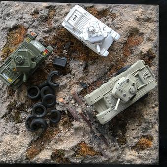 Miniatiūros, modelių remontas / Karolis Liekus / Darbų pavyzdys ID 658293