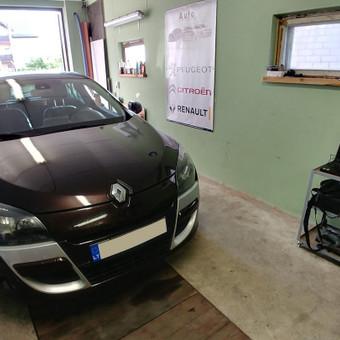 Peugeot Renault Citroen diagnostika, elektronikos remontas / Laimonas / Darbų pavyzdys ID 658849