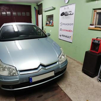 Peugeot Renault Citroen diagnostika, elektronikos remontas / Laimonas / Darbų pavyzdys ID 658853