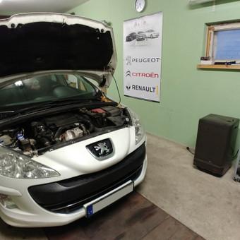 Peugeot Renault Citroen diagnostika, elektronikos remontas / Laimonas / Darbų pavyzdys ID 658857